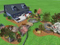 backyard plan a family backyard landscape plan backyard landscaping shallow and