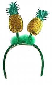 fruit headband pineapple boppers headband costume castle