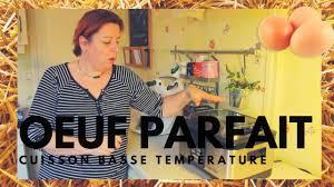 cuisine basse temperature philippe baratte la recette de oeuf parfait en cuisson basse température