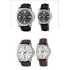 Negara Pembuat Jam Tangan Casio jam tangan casio original mtp 1314 l 7av elevenia