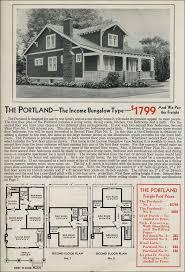 Craftsman Style Homes Floor Plans 72 Best Craftsman Vintage House Plans Images On Pinterest