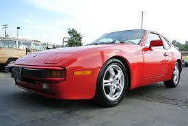 porsche 944 1986 porsche 944 clean guards red 5 speed manual 944s s1 s2