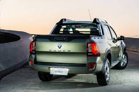 renault duster oroch renault duster oroch duster pick up rear quarter launched in