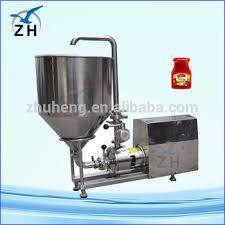 hair color machine industry emulsifier homogenizer emulsion pump