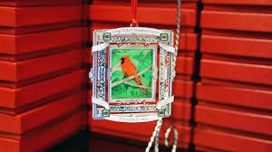 george w bush creates ornament cbs dallas fort worth