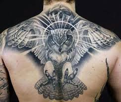 Back Tattoos - best 25 eagle back ideas on henna back tattoos