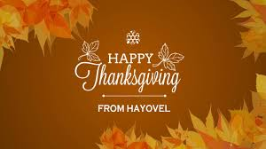 hayovel happy thanksgiving