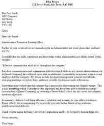 it database administrator cover letter