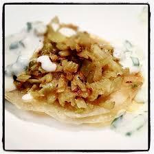 comment cuisiner fenouil tatin de fenouil avec une touche orientale emysoulkitchen