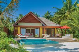 Bedroom Beach Club Sunny Beach Maldives Family Resort Family Beach Suite With Pool Niyama