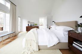 Bedroom With Area Rug 7 Cozy Bedroom Ideas Architectural Digest