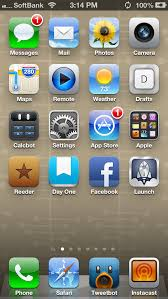 Iphone 5 Symbols On Top Bar Iphone 5 First Thoughts And Random Impressions U2013 Macstories