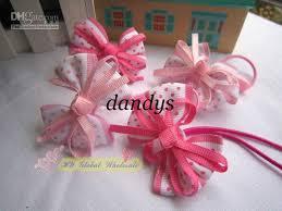 ribbon hair bands new kids baby ribbon elastic hair bands hair ties hair