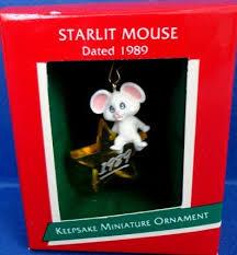 82 best miniature hallmark ornaments images on