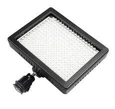 sony hvl le1 handycam camcorder light amazon com professional multi led dimmable video light swivel
