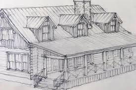 conceptual sketches wade weissmann architecture