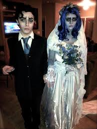 Corpse Bride Costume 55 Halloween Costume Ideas For Couples Stayglam