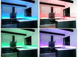 ruban led chambre bandeau led cuisine ruban led chambre fresh eclairage de cuisine led