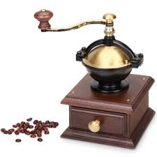 Antique Electric Coffee Grinder