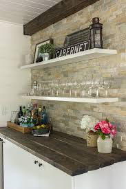 Bar Counter Top Ideas Clever Basement Bar Ideas Making Your Basement Bar Shine
