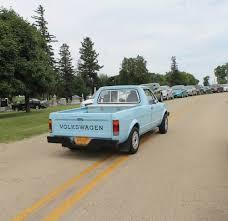 1981 volkswagen rabbit truck little blue truck u2014 birdskog farm