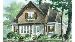 narrow homes 18 small house plans southern living
