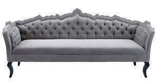 Cream Velvet Sofa Sofas Wonderful Black Crushed Velvet Sofa Sectional Couch Grey