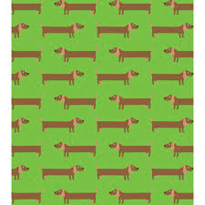 dachshund wrapping paper sausage dog wrapping paper cards wrap