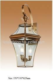 Antique Outdoor Lighting Antique Brass Wall Light From China Manufacturer Hafa Lighting