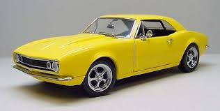 1967 camaro diecast 1967 rod mag crusher camaro diecast model legacy motors