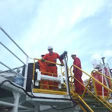 gino blyweert resume offshore industrial