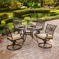 Shop Patio Furniture by Bar Furniture Lowes Patio Table And Chairs Shop Patio Dining
