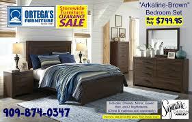 Bedroom Set Specials Specials U2013 Ortega U0027s Furniture