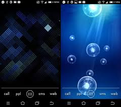 samsung galaxy core 2 live themes download galaxy s3 live wallpapers deep sea and luminous dots
