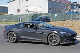 aston martin vanquish zagato tried and tested aston martin vanquish zagato prototype heads to