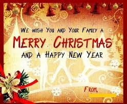 hi lover of merry quotes with family and merry