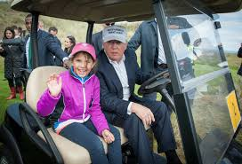 best trump golfer who is the best golfer in the trump family