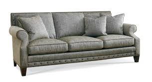 Gray Nailhead Sofa Sherrill Furniture Search Our Products