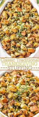 classic traditional thanksgiving nothing frilly or