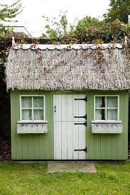Interior Garden House The 25 Best Wendy House Ideas On Pinterest Painted Playhouse