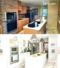 Budget Kitchen Makeover Ideas Kitchen Makeovers On A Budget Bloomingcactus Me