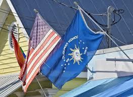 Key West Flag Garden Diary