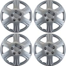 toyota car list with pictures amazon com hubcaps for toyota corolla pack of 4 wheel covers