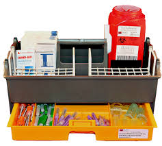 wall mounted sharps containers complete phlebotomy tray u2022 post medical supplies authorized