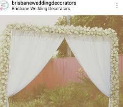 wedding arches brisbane 398 best brisbane wedding decorators portfolio images on