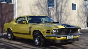 find of the week 1970 ford mustang boss 302 news u0026 features