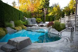 Pools For Backyards by Custom Designed In Ground Swimming Pools Azuro Concepts