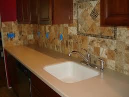 versatility of ceramic tile backsplash for kitchen my home