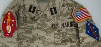 Army Uniform Flag Patch Kids Desert Digital Camo Bdu Jacket With Marine Patches Sew On