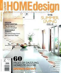 home design online magazine top home decor magazines home trendy inspiration ideas house